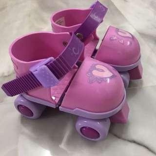 4 Wheel Roller