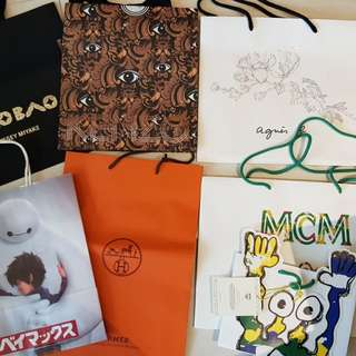Paper Bags(Branded/Limited)