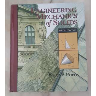 Engineering Mechanics of Solids : 2nd Edition