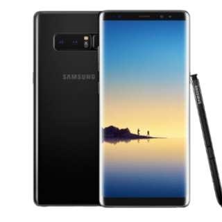 Samsung note 8 (64GB / 128GB / 256 GB)