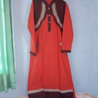 Gamis Baju Muslim Anak