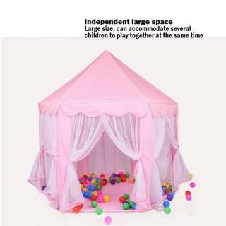 New Princess Tent N00910