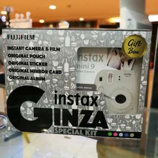 Instax Mini 9 kit (special edition)