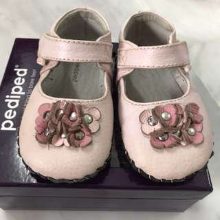 Pediped Shoes 12-18m