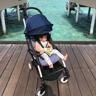 Babyzen yoyo+ (Fantastic board + stroller full version combo)