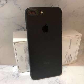 iPhone 7plus 256gb black 90%new 女仔用開 錫機之人