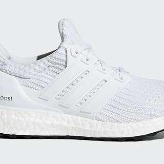 Ultra Boost 4.0 Triple White