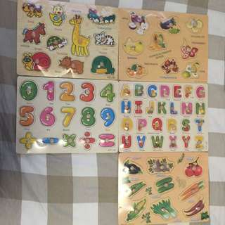 Baby / Kids Puzzles
