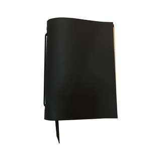 Signature Leather Planner