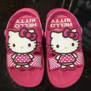 Hello Kitty Shoes Brand New Size 26! (Bought wrong size so wish to let go)