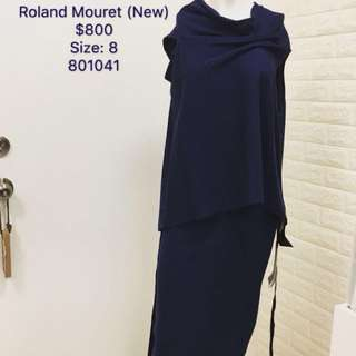 Roland Mouret Dress Set NEW
