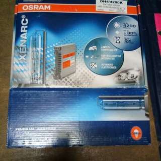 Car HID OSRAM (HI,LOW)