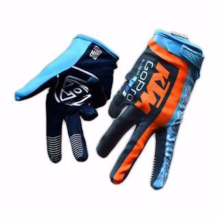 KTM Gopro Bicycle Cycle Motorcycle Scooter Gloves XL