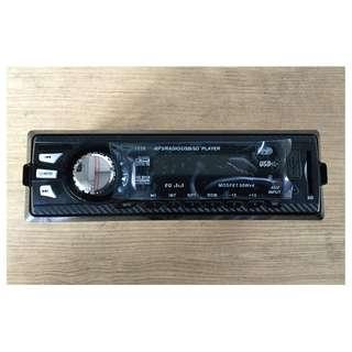 Car MP3 / USB / SD / FM / AUX Radio [CDX - GT1238]