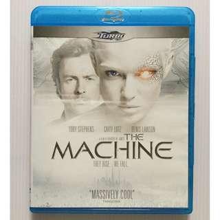 The Machine Blu Ray
