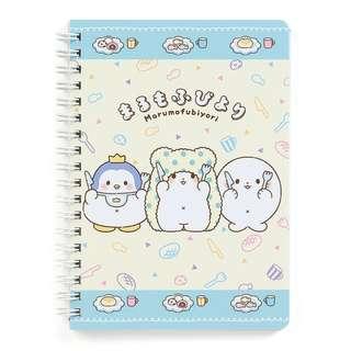 Japan Sanrio Marumofubiyori B6 Notebook