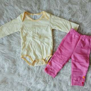 JUMPER GARIS(1 SET)