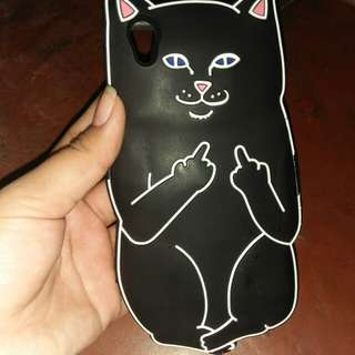 Cat case for A37 Oppo