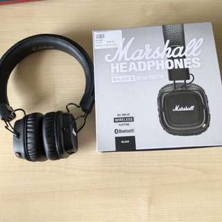 Marshall Major 2 Bluetooth