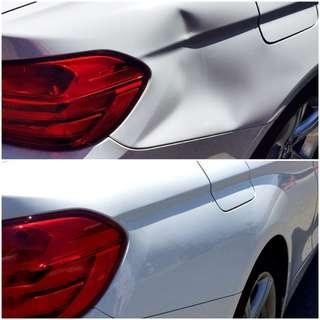Car Dent and Repair Service