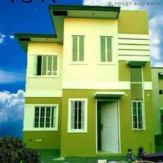 Preselling single attached house and lot