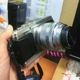 Olympus Pen E-P3 Camera (Silver)