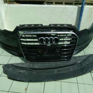 Audi A6 Hybrid front bumper & grill