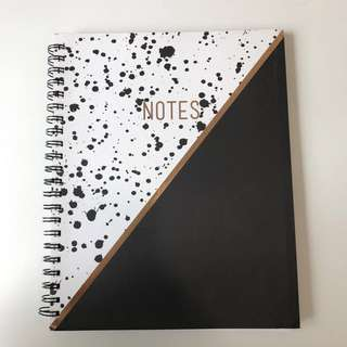 Typo 3 section Notebook
