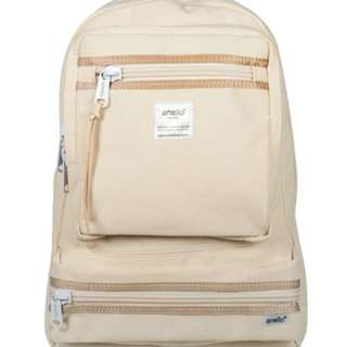 Anello Bagpack (Model:Cottonstar offwhite)