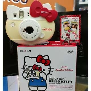 Fuji instax hello kitty (special edition)