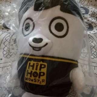 Unofficial Jungkook Hiphopmon Plushie