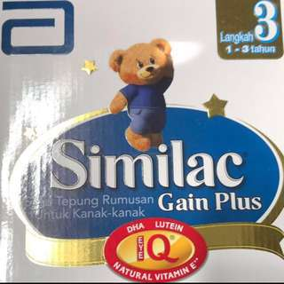 Similac Stage 3 Refill Pack 1.8kg