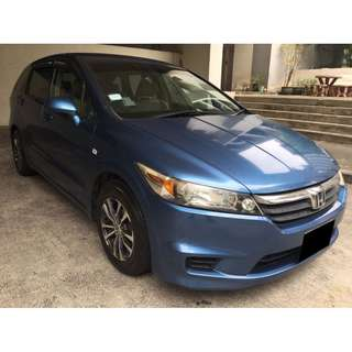 HONDA STREAM ONLY $240.00 FROM 26/01/2018-29/01/2018 (P PLATE WELCOME)
