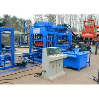 QT4-20A Automatic Block Making Machine