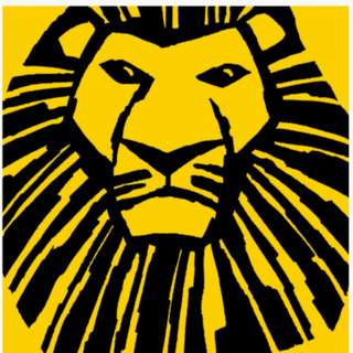 The Lion King (the musical) - 2 tickets
