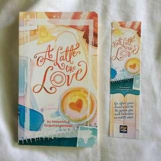 Wattpad: A Latte Like Love