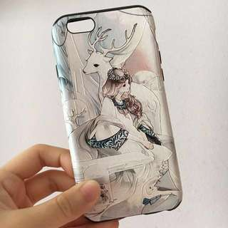 Angel Deer Textured Soft Case (iPhone 6/6s)