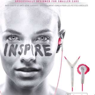 Brand new JBL in ear headphone earphone inspire 400 sealed