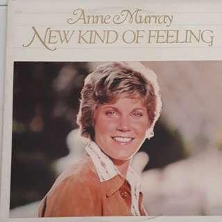 Anne Murray New Kind Of  Feeling  Vinyl LP Record
