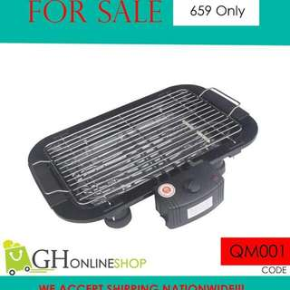 Electronic Bbque Grill