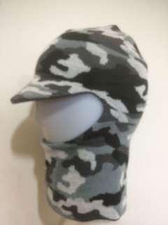預售款 包郵㊣兒童保暖帽+圍脖 5-12歲 $60/件