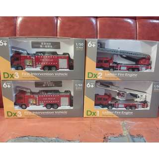 TINY DX1 Ladder Fire Engine,TINY DX2 Ladder Fire Engine,TINY DX3 First Intervention Vehicle