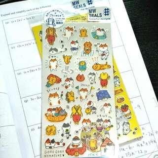 gogoro nyansuke mindwave stickers