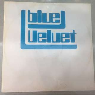 "Ipanema ‎– It's Time To Carnival, 12"" Single Vinyl, Blue Velvet ‎– BLUE-V007, 2001, Italy"