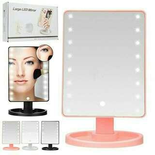 16 Led makeup mirror