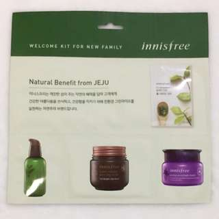Innisfree Welcome Kit For New Family