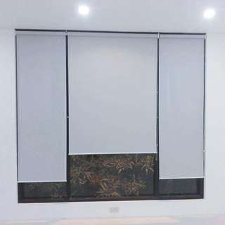 Black-Out Window Blinds
