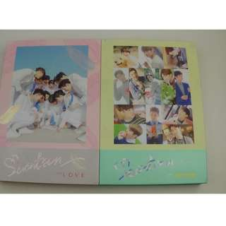 Seventeen Album Vol. 1 - FIRST 'LOVE&LETTER'