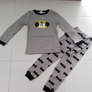 Kids Pyjamas (Grey)