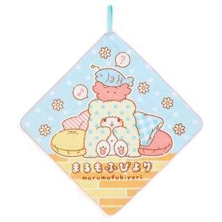 Japan Sanrio Marumofubiyori Loop Towel